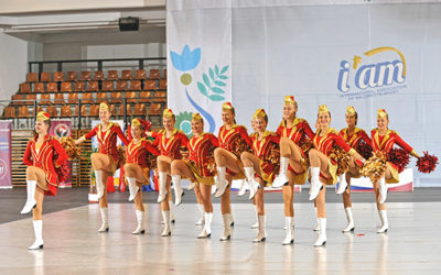 Mistrovství Evropy IAM