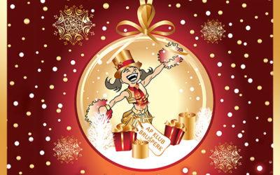 Vánoční besídka AP klubu